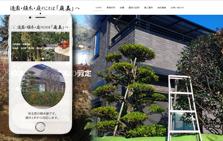 埼玉県日高市の植木屋 剪定 庭木の手入れ